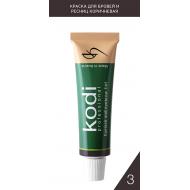 Краска для бровей и ресниц коричневая (15 ml) 20026455