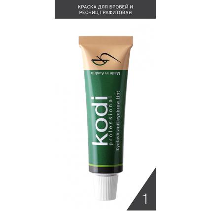 Краска для бровей и ресниц графитовая (15 ml) 20026448
