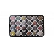 Набор цветных акрилов G1 24 шт. 20011475