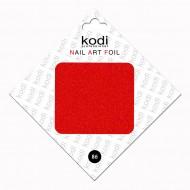 Фольга для литья Красный, зерно с переливом № 86 20005870