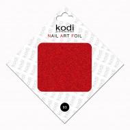 Фольга для литья Красный, крупное зерно № 93 20005894