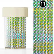 Фольга для литья в баночке (4*110 см) №11 20042400