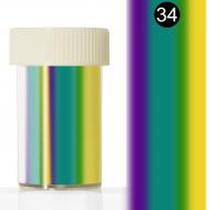Фольга для литья в баночке (4*110 см) №34 20042639