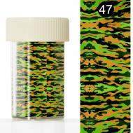Фольга для литья в баночке (4*110 см) №47 20042769
