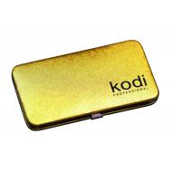 Футляр для пинцетов Kodi professional, цвет: золото 20052287