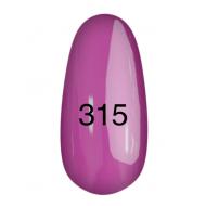 Гель лак №315 (8 мл) 20056087