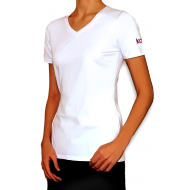 Фирменная футболка Kodi (цвет логотипа: фиолетовый). Размер: S  20005221