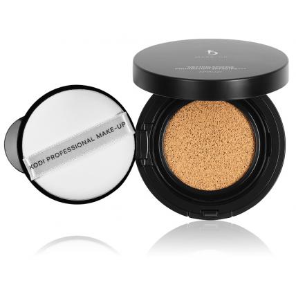 Wetting Sponge Foundation SPF50/PA+++ Apricot Kodi Professional Make-up (тональная основа-флюид со спонжем, Абрикос), 15г 20054908
