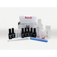 """Набор """"Beauty box"""" для покрытия ногтей гель лаком Kodi  20050450"""