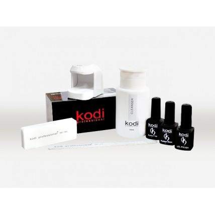 """Набор """"Мини старт"""" для покрытия ногтей гель лаком Kodi"""