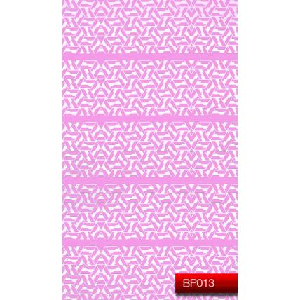 Nail Art Stickers BP 013 (белый) 20043773