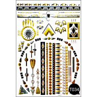 Tattoo Style T034 20006259