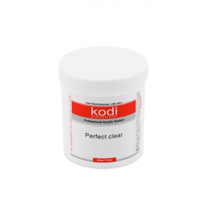 Perfect Clear Powder (Базовый акрил прозрачный) 500гр. 20016654