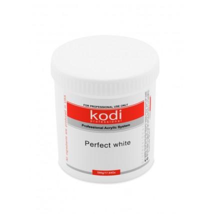 Perfect White Powder (Базовый акрил белый) 500 гр 20016647