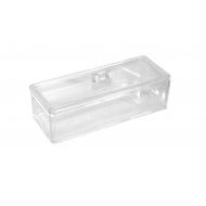 Органайзер косметический пластиковый (прямоугольный) 20051679