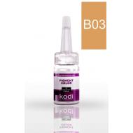 Пигмент для бровей B03 (Светло-русый) 10 мл 20002305