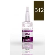 Пигмент для бровей B12 (Оливково-коричневый) 10 мл 20002398