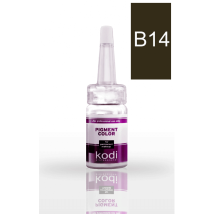 Пигмент для бровей B14 (Шоколад) 10 мл 20002411