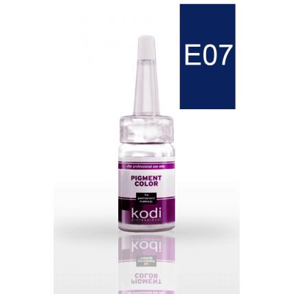 Пигмент для глаз E07 (Cиний) 10 мл. 20034955