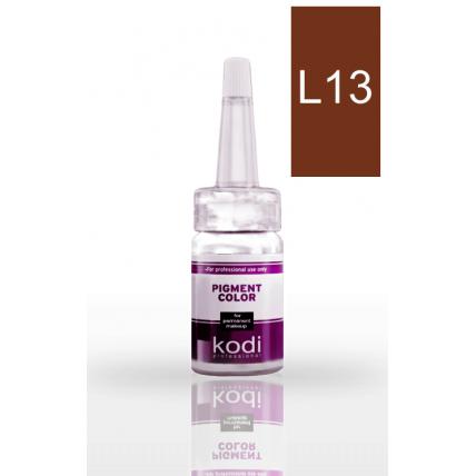Пигмент для губ L13 (Терракотовый) 10 мл 20002589