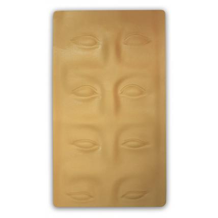 Муляж верхней части лица для мастеров перманентного макияжа 20051129