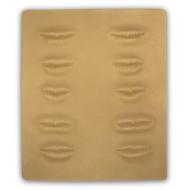Муляж губ  для мастеров перманентного макияжа 20051150
