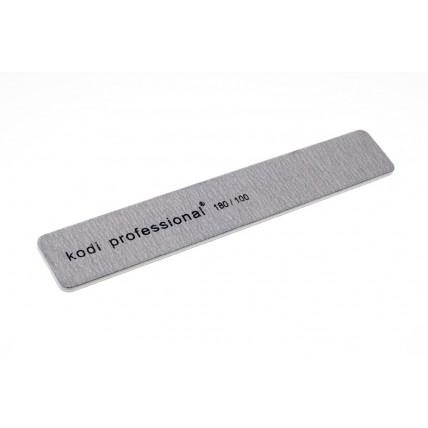 Пилка «Прямоугольник » Grey 180/100 20023416