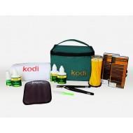 Подарочный набор Kodi в сумке для наращивания ресниц 20041021